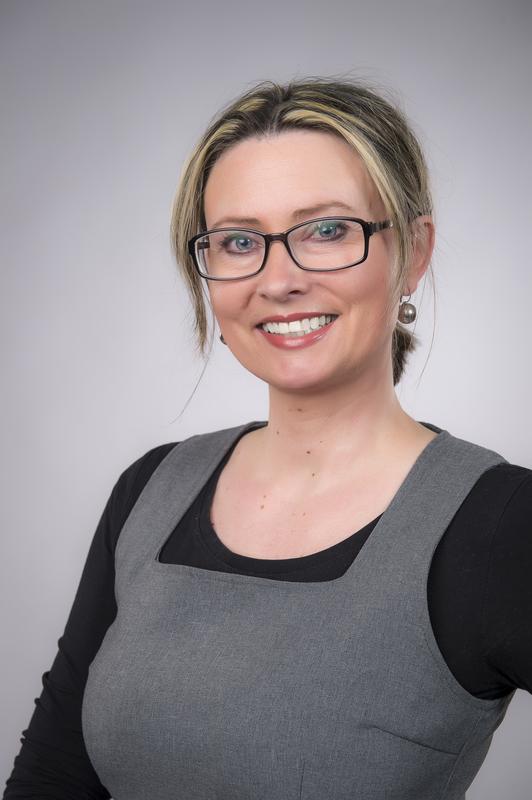 Grete Lian, daglig leder i Askeladden Ressurssenter