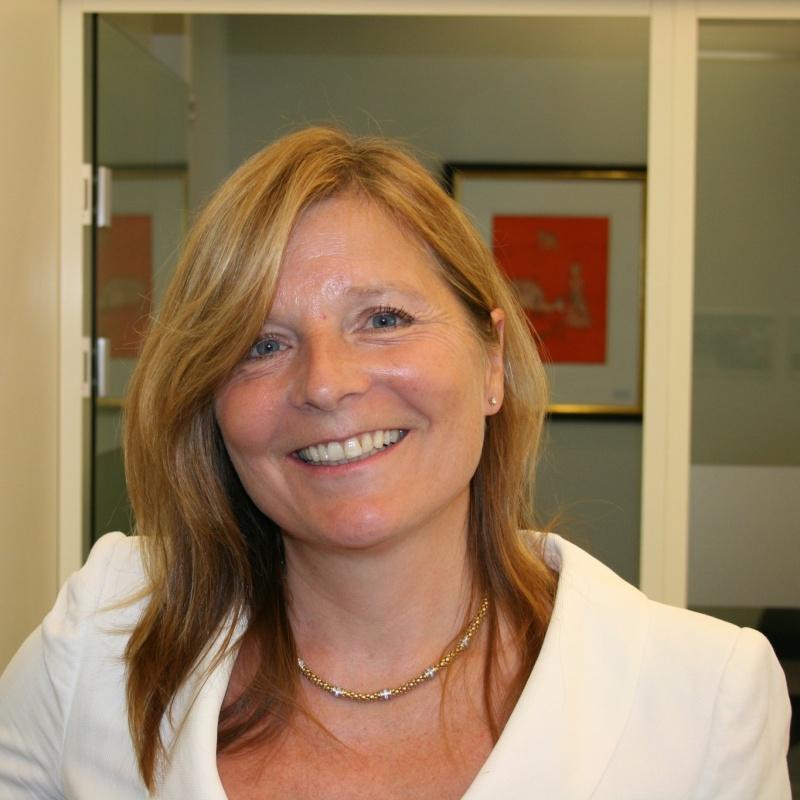 Ingrid Stange, grunnlegger av Partnership for Change
