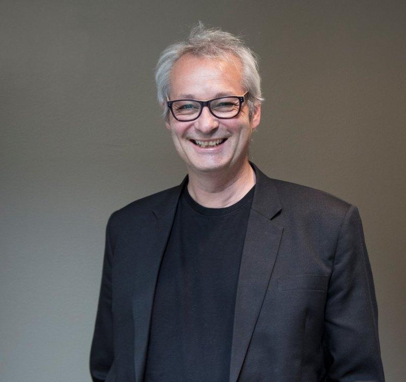 Jarle Eknes, daglig leder i stiftelsen HELT MED