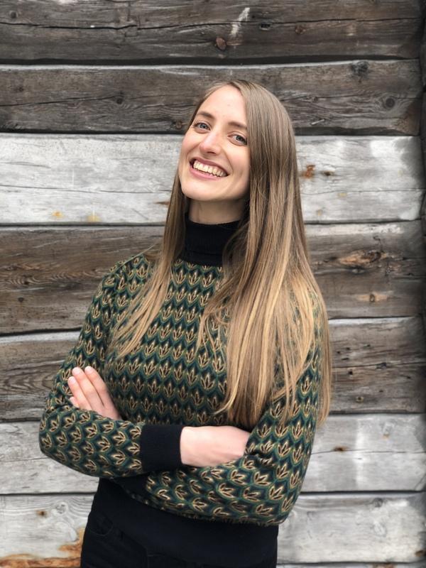 Kathrine Marthinsen, daglig leder hos Folkelig AS