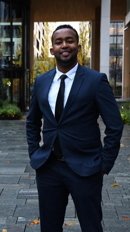 Mohammed Abdelqadir, daglig leder hos Digna AS