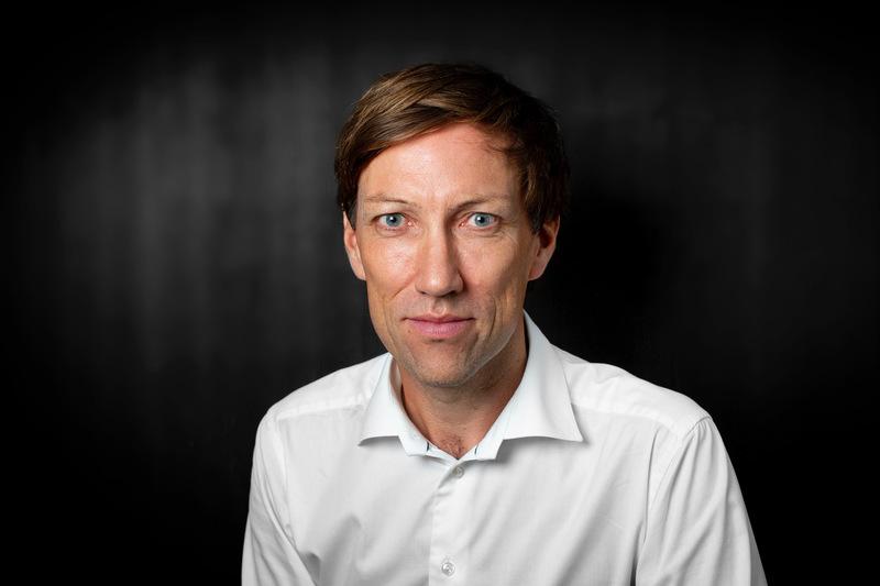 Thomas Berman, daglig leder i SoCentral